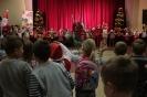Spotkanie z Mikołajem w MOK