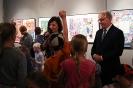 Wernisaż wystawy dla dzieci