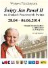 Święty Jan Paweł II na znakach pocztowych świata