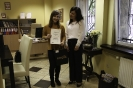 Wręczenie nagród - Bądź wierny Idź - Napisz List do Pana Cogito
