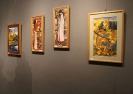 Wystawa Heleny Dzionyk - JESIEŃ NA JEDWABIU